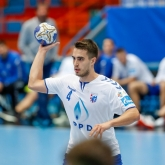 "7M – Filip Vistorop: ""It would feel great to finish the first part of the season with wins over Veszprem and Meshkov"""