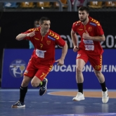 2021 WCh Egypt – Day 6: Macedonia and Belarus advance to the Main Round securing a direct clash in MR Group IV